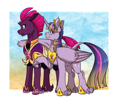 <b>MLP:YL - Captain Tempest Shadow</b><br><i>InuHoshi-to-DarkPen</i>