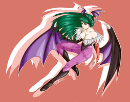 .:Morrigan:. by Erythrine