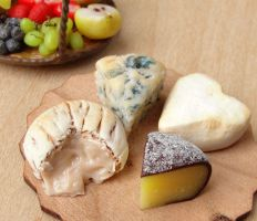 French Cheese by fairchildart