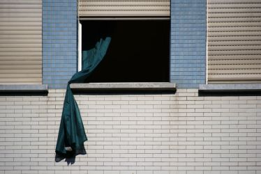 blows out curtain by PhotoartBK