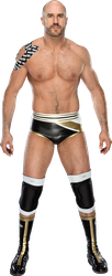 Cesaro (2018) Stats PNG by DarkVoidPictures