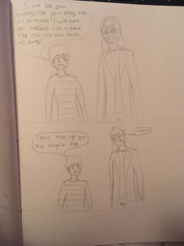Lecturers from Freddy Part 2 by Ninjagofan0666