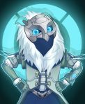 Ana Snow Owl by Lokhyanrr