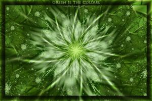 Green Is The Colour by Niluge-KiWi