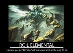 Roil Elemental by VictoryforLight