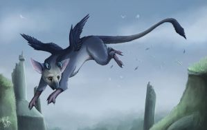 Jumpin' Trico by KlaraGibson