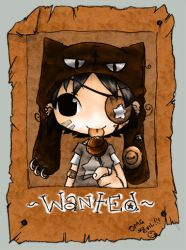 wanted by Danime-chan