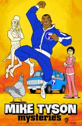 Mike Tyson Mysteries by dusty-abell
