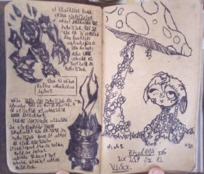Elementals, Towers and Charmmy (Diary 22) by Dr4wner
