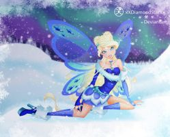 [Winx Gift] - A Touch of Winter ~ by xXDiamondStarXx