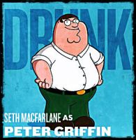 Peter Griffin !!! by 4fingerprodigy