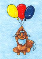 ACEO Lifted by Zun0
