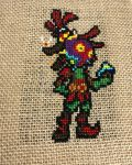 CrossStitch: Majora by Phantomheero