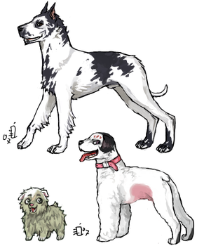 Bleach Doggies 15 by emlan