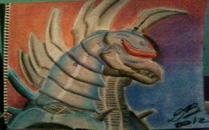 Gigan by Konack1