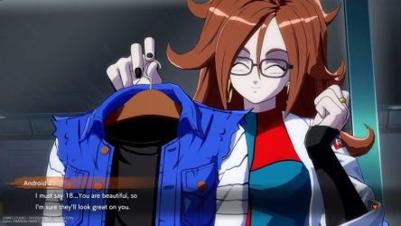 Cute Android 21 by Megaslightzx