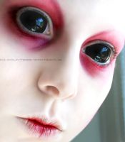 . lost little alien . by Countess-Grotesque