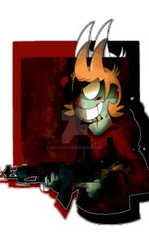 A Tord-tle  by NISAARTS