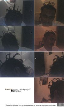 Hairstyle and clubin by ni3oxside