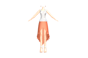 MMD European Style Outfit DL by 2234083174