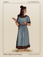 Historically Accurate Megara by Wickfield