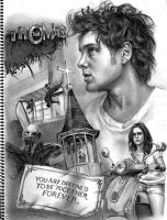 Odd Thomas by JAF-Artwork