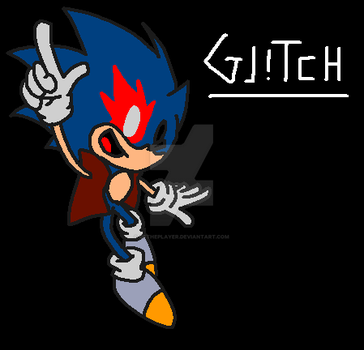 Glitch the Glitchog by GFTheplayer