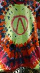 Borderlands Tie Dye by ori-taku666