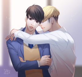 Lookism by Saiprin