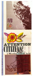 attention citizens by ex-agent