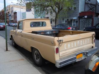 Chevy Strong by Brooklyn47
