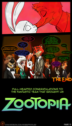Zootopia - An Adventure in Zootropolis P13 by RobertFiddler