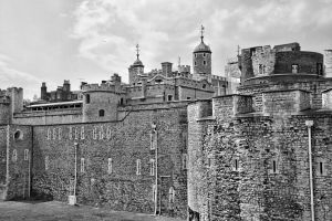 Tower of London - The B side by UdoChristmann