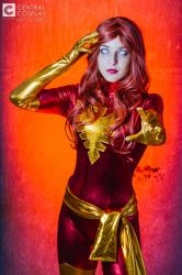Dark Phoenix by Shermie-Cosplay