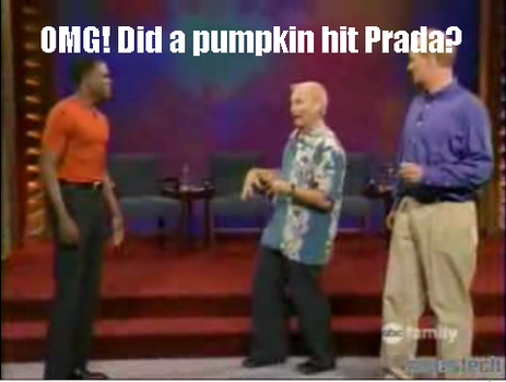 Pumpkin Hit Prada by InsomniaCafe