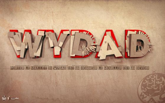 Wydad Wallpaper by barou064