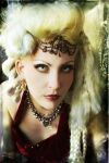 Antique Circus: Fortune Teller by NightshadeBeauty