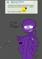 Ask The Guards # 4 by rainbowhologram