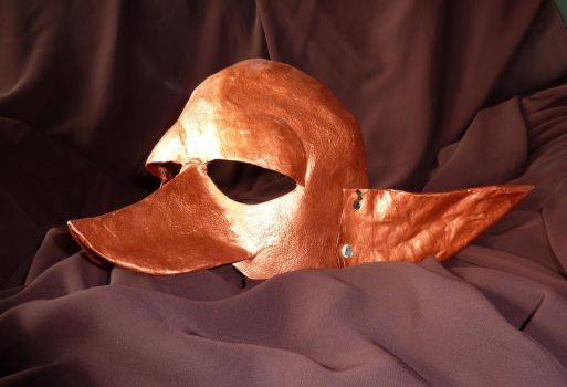 Moppet's Mask by ArVaWe