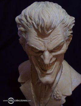 joker bust 01 by ddgcom