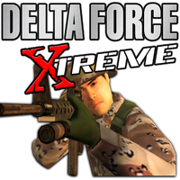 Delta Force Xtreme Custom Icon by thedoctor45