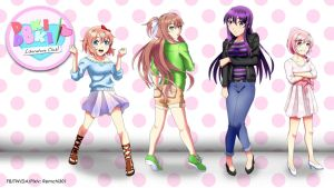 In Casual Outfits by Remchi301