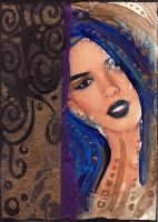 ATC: Spiral 5 of 9 by GillianIvy