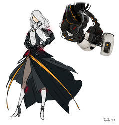 GLaDOS by Just-TenTh