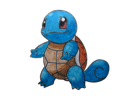 Pokemon Squirtle by match16