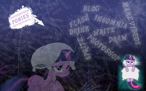 Confound These Ponies WP by M24Designs