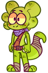 chibi theodore by Damian-Fluffy-Doge