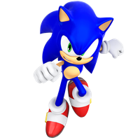 My version of the Sonic Forces Render (Angry) by JaysonJeanChannel
