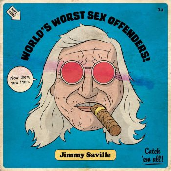 Jimmy Saville  by ianjasonnorris