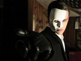 Phantom of the opera cosplay by PanzerForge